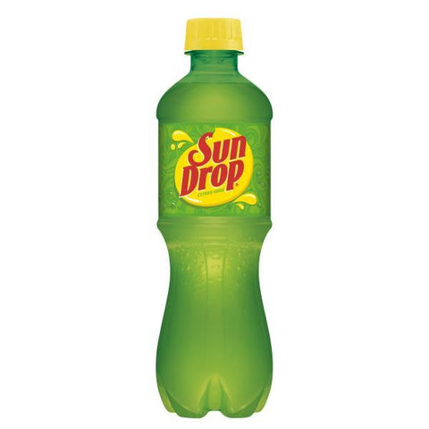 Sun Drop Citrus Soda - Big Time's Vapor
