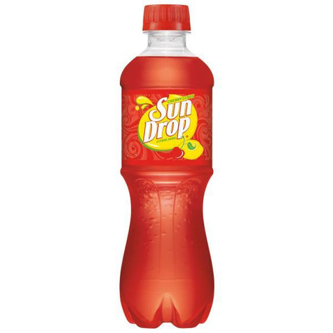 Sun Drop Cherry Lemon Citrus Soda - Big Time's Vapor