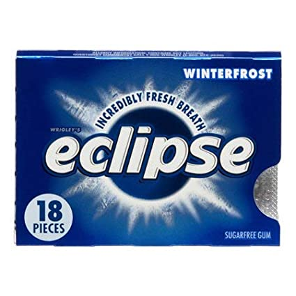 ECLIPSE Winterfrost Sugar Free Gum - Big Time's Vapor