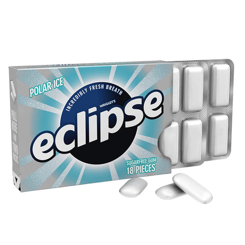 ECLIPSE Polar Ice Sugar Free Gum - Big Time's Vapor