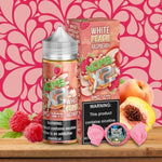 White Peach Raspberry 120ml - Big Time's Vapor