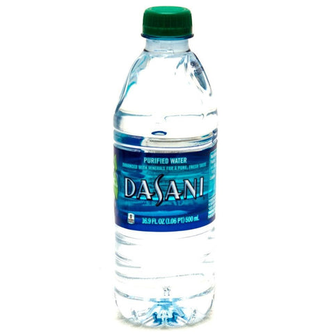 DASANI Purified Water - Big Time's Vapor