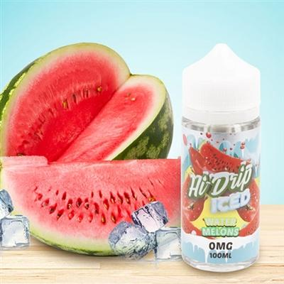 Water Melons Iced 100ml - Big Time's Vapor
