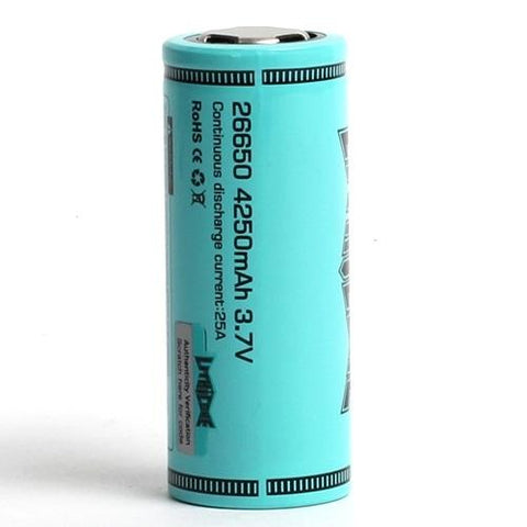 Lithicore - 26650 4250mAh 25A/50A Battery - Big Time's Vapor