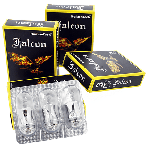 HorizonTech Falcon Sub-Ohm Tank Replacement Coils 3 Pack - Big Time's Vapor