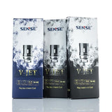 Sense Herakles 3 / V Jet Sub Ohm Tank Replacement Coils (5 Pack) - Big Time's Vapor