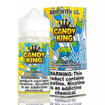 Candy King Sour Straws 100ml - Big Time's Vapor