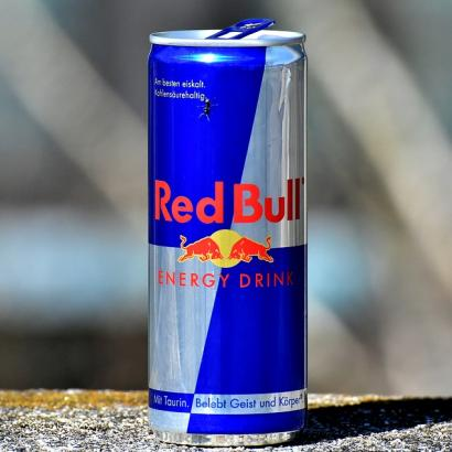Red Bull Energy Drink - Big Time's Vapor