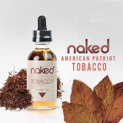 Naked 100 American Patriots 60ml - Big Time's Vapor