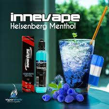 Heisenberg Menthol by Innevape 75ml - Big Time's Vapor
