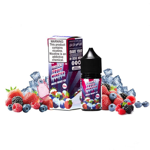 Mixed Berry Ice Salt 30ML
