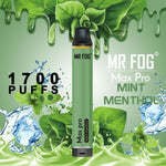 Mr Fog Max PRO Disposable 1700 puffs