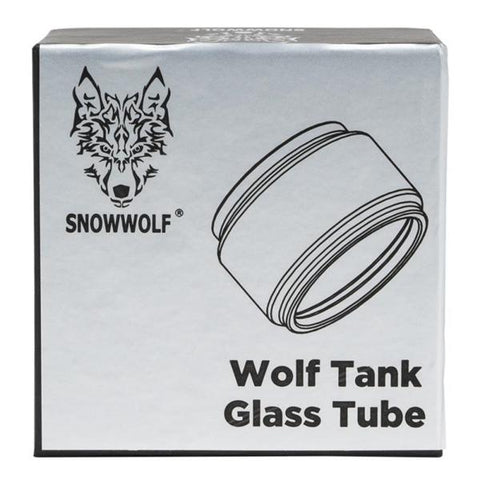 Sigelei SnowWolf WOLF Tank Bubble Glass Tube