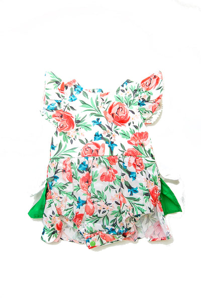 Cailah Romper - Flower Me Pretty