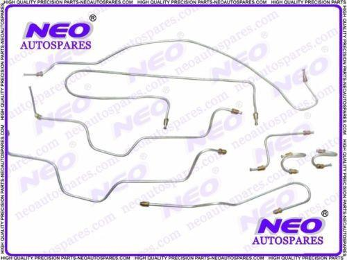 Brand New Unused Brake Line Kit Fits Willys Jeeps available at ClassicSparesPart