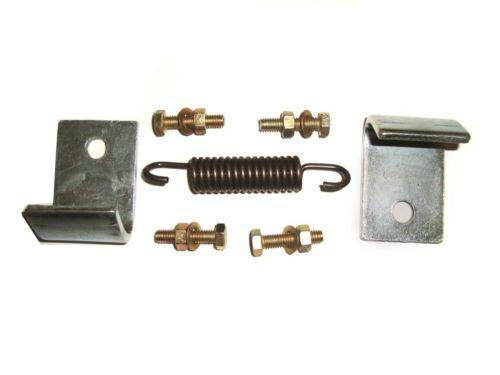 LAMBRETTA GP CENTRE STAND SPRING & MOUNTING BRACKET SET @ ROYAL SPARES AVAILABLE  ONLINE AT CLASSICSPAREPARTS