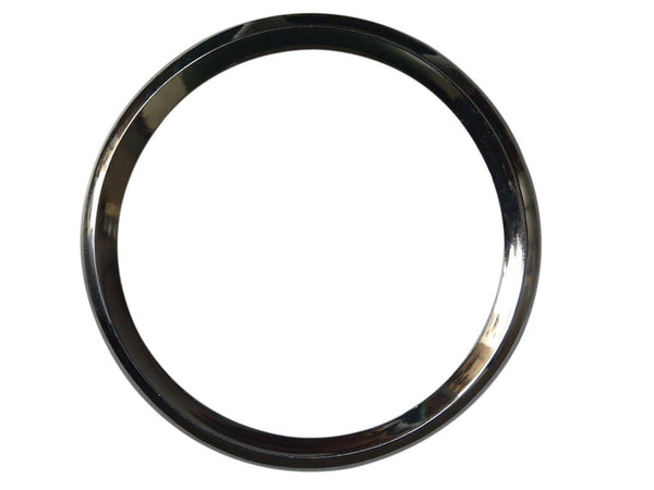 CHROME BRASS SPEEDOMETER RIM FITS VINTAGE CLASSIC MOTORCYCLES AVAILABLE AT at Classic Spare Parts