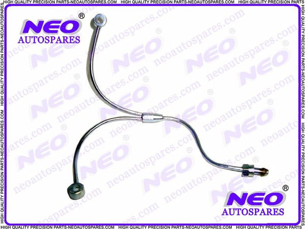 GENUINE ROYAL ENFIELD ROCKER OIL FEED PIPE SET - PART NO. 144594 AVAILABLE AT at Classic Spare Parts
