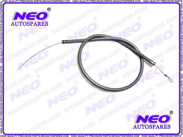 BRAND NEW LAMBRETTA / VESPA CHOKE CABLE  AVAILABLE  ONLINE AT CLASSICSPAREPARTS