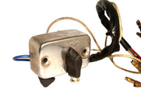 LAMBRETTA LIGHT SWITCH BRAND NEW Li  MODELS CHROMED @ ROYAL SPARES AVAILABLE  ONLINE AT CLASSICSPAREPARTS