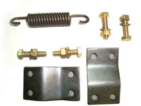 LAMBRETTA LI CENTRE STAND SPRING & MOUNTING BRACKET SET @ ROYAL SPARES AVAILABLE  ONLINE AT CLASSICSPAREPARTS