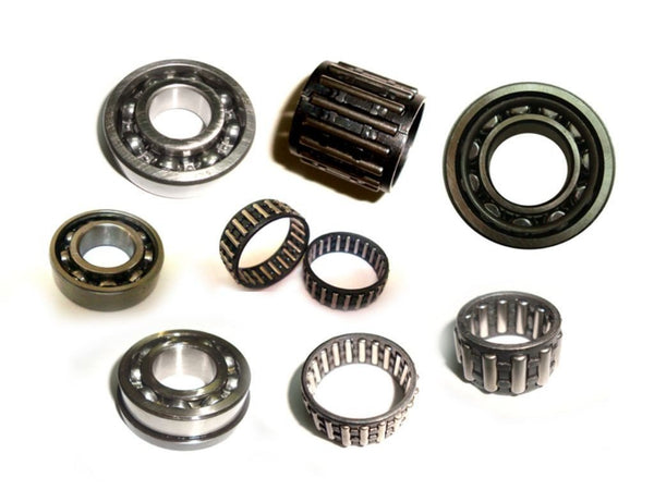 LAMBRETTA ENGINE BEARING KIT-Li /SX /GT /TV-BRAND NEW @ ROYAL SPARES AVAILABLE  ONLINE AT CLASSICSPAREPARTS