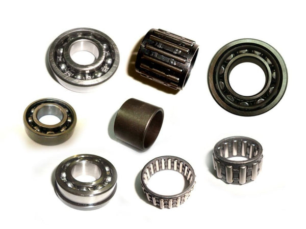 NEW HIGH QUALITY LAMBRETTA ENGINE BEARING KIT -  GP / VS MODELS @ ROYAL SPARES AVAILABLE  ONLINE AT CLASSICSPAREPARTS