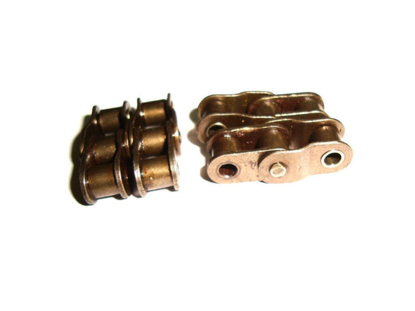 BRAND NEW LAMBRETTA CHAIN CONNECTING LINKS - HIGH QUALITY PARTS @ ROYALSPARES AVAILABLE  ONLINE AT CLASSICSPAREPARTS