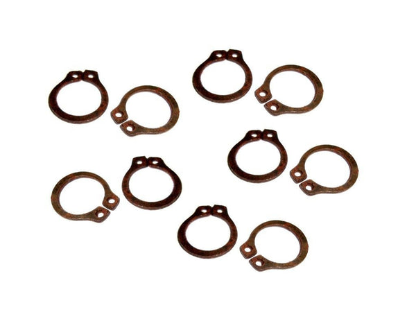 LAMBRETTA EXTERNAL CIRCLIP 12MM– BRAND NEW-ALL MODELS @ AVAILABLE  ONLINE AT CLASSICSPAREPARTS