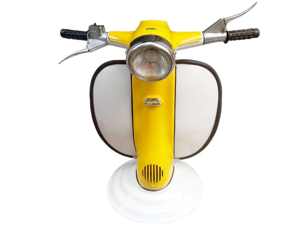 NEW LAMBRETTA FRONT FACE FRAME SHOW PIECE-TABLE LAMP- COLLECTIBLE AVAILABLE  ONLINE AT CLASSICSPAREPARTS