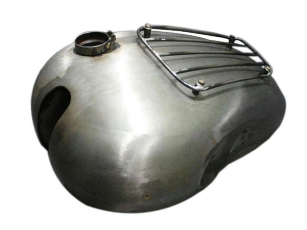 Quality Raw Petrol Tank Fits Triumph Twin 6T Thunderbird Models available at Online at ClassicSpareParts