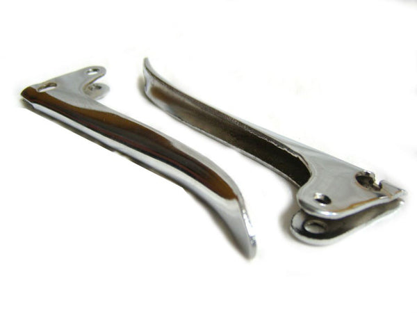 EARLY ROYAL ENFIELD 1950s BULLET - BEST QUALITY NEW BRAKE & CLUTCH LEVERS AVAILABLE AT CLASSIC SPARE PARTS