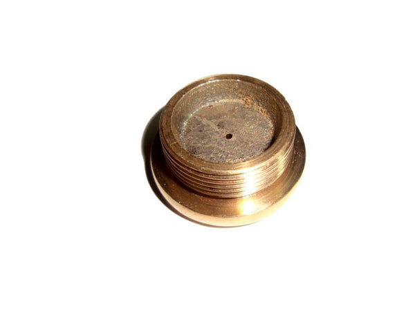 CUSTOM MADE ROYAL ENFIELD BRASS CHAIN CASE INSPECTION PLUG AVAILABLE AT AT CLASSIC SPARE PARTS