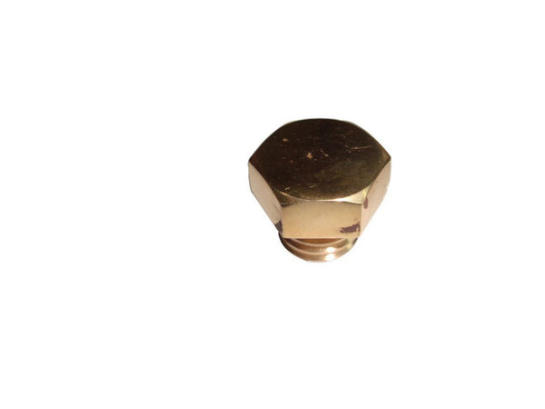 NEW ROYAL ENFIELD BRASS CHAIN CASE INSPECTION PLUG #140654 AVAILABLE AT AT CLASSIC SPARE PARTS
