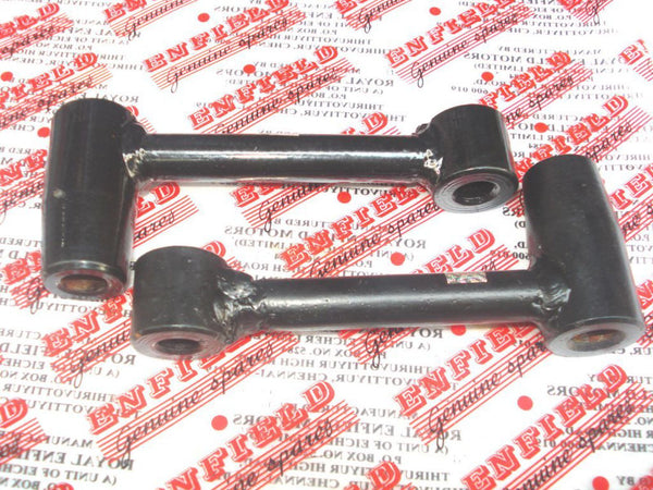 REAR FOOTREST SUPPORT KIT STANDARD QUALITY PART NO-801062 FOR ROYAL ENFIELD AVAILABLE AT at Classic Spare Parts