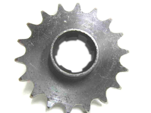 GENUINE BRAND NEW ROYAL ENFIELD MODELS FINAL DRIVE SPROCKET 18T #144152 AVAILABLE AT at Classic Spare Parts