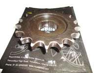 BRAND NEW GENUINE ROYAL ENFIELD FINAL DRIVE SPROCKET 17T PART NO-111189 AVAILABLE AT at Classic Spare Parts