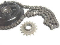BRAND NEW DIAMOND LEGEND LONG LASTING O RING CHAIN SPROCKET KIT AVAILABLE AT at Classic Spare Parts