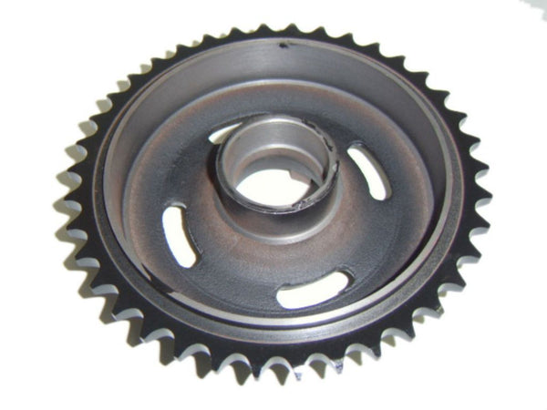 VINTAGE ROYAL ENFIELD REAR WHEEL SPROCKET BRAKE DRUM #801041 AVAILABLE AT at Classic Spare Parts