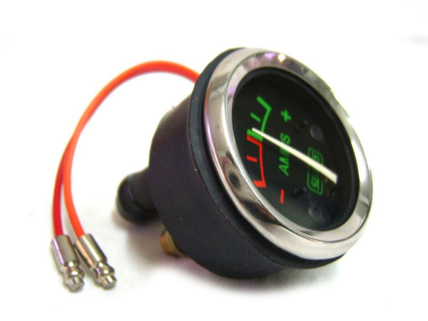 ROYAL ENFIELD STANDARD BLACK AMMETER FITS BULLET 350CC / 500CC MODELS AVAILABLE AT at Classic Spare Parts