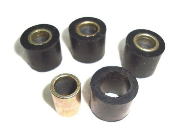 BRAND NEW ROYAL ENFIELD REAR SHOCK ABSORBER BUSH 4 PCS AVAILABLE AT at Classic Spare Parts
