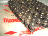 "BRAND NEW ROYAL ENFIELD HEAVY DUTY BRAND NEW REAR ""O"" RING CHAIN #145556 AVAILABLE AT at Classic Spare Parts"