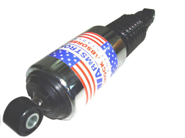 BRAND NEW PAIR OF ARMSTRONG REAR SHOCK ABSORBERS FITS ROYAL ENFIELD -142800 AVAILABLE AT at Classic Spare Parts