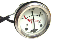 ROYAL ENFIELD BRAND NEW WHITE FACE 0-100 MPH SPEEDOMETER AND AMMETER HQ AVAILABLE AT at Classic Spare Parts