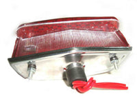 BRAND NEW HIGH QUALITY VINTAGE EARLY 1960S STOP/TAIL LAMP ASSLY ROYAL ENFIELD AVAILABLE AT at Classic Spare Parts