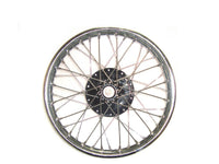NEW HALF WIDTH FRONT WHEEL ASSEMBLY FOR SPINDLE AND BEARING KIT BEST QUALITY AVAILABLE AT at Classic Spare Parts