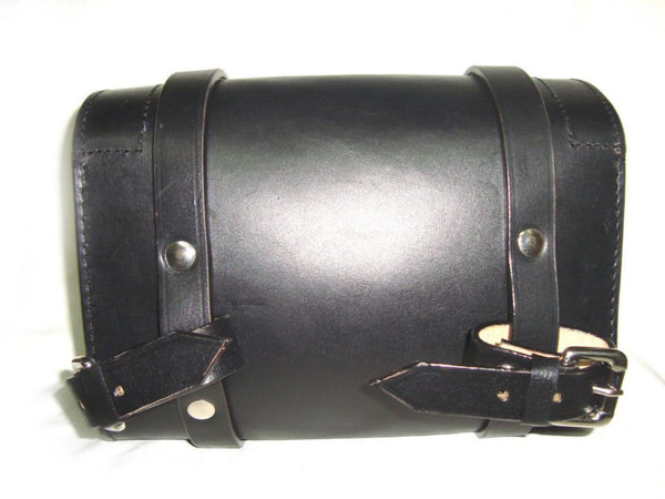 BRAND NEW TRIUMPH BONNEVILLE CUSTOMIZED GENUINE LEATHER TOOL BAG AVAILABLE AT at Classic Spare Parts
