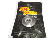 BRAND NEW ROYAL ENFIELD SPARES HI QUALITY OIL FILTER CAP #500618 AVAILABLE AT at Classic Spare Parts