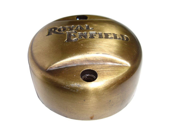 NEW ROYAL ENFIELD CONTACT BREAKER POINTS COVER WITH RE LOGO CUSTOM MADE AVAILABLE AT at Classic Spare Parts