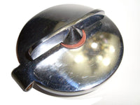 VINTAGE BSA M-20 NORTON TRIUMPH OIL TANK CAP CHROME BRAND NEW AVAILABLE AT at Classic Spare Parts